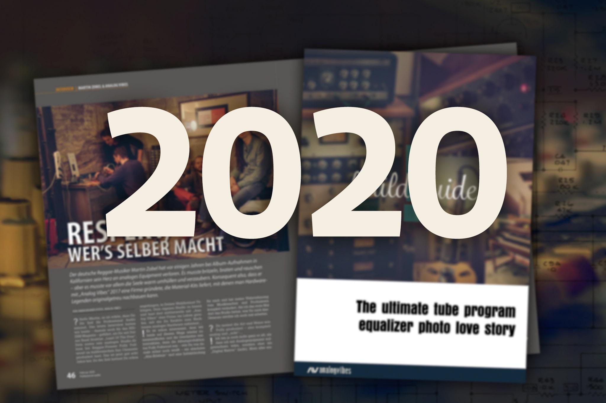 Recap 2020 – New Build Guide – Nice Magazine Article