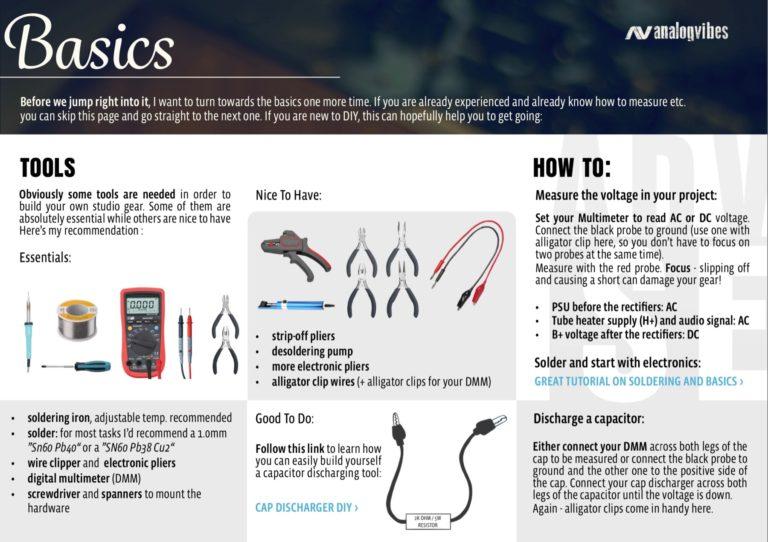 analogvibes-diy-basics