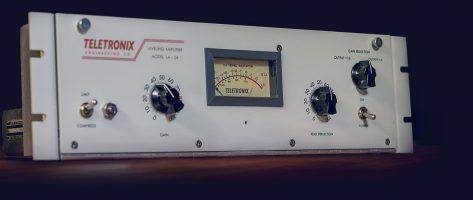 tube-amplifier-teletronix-la2a-preamp-opto-compressor-specs-frontside