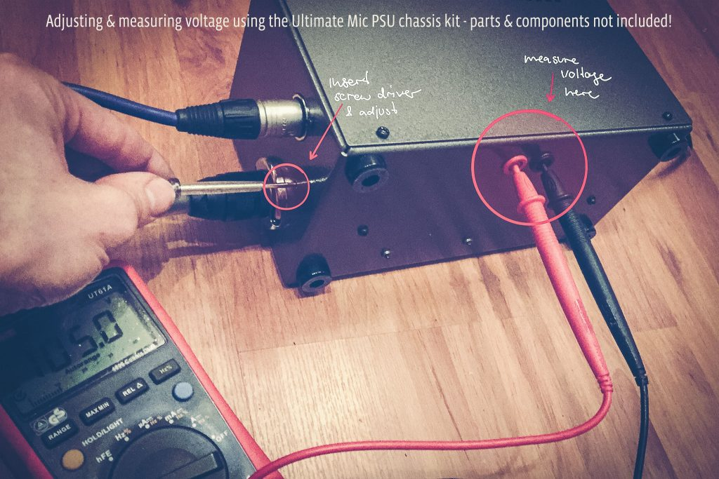 microphone-power-supply-chassis-kit-diy-by-analogvibes-measuring