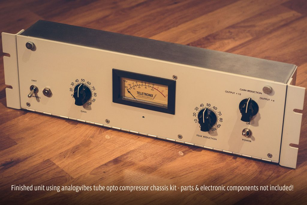 teletronix-la2a-tube-opto-compressor-diy-by-analogvibes-finished-unit-front