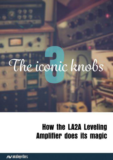 teletronix-la2a-tube-opto-compressor-diy-by-analogvibes-the-3-iconic-knobs