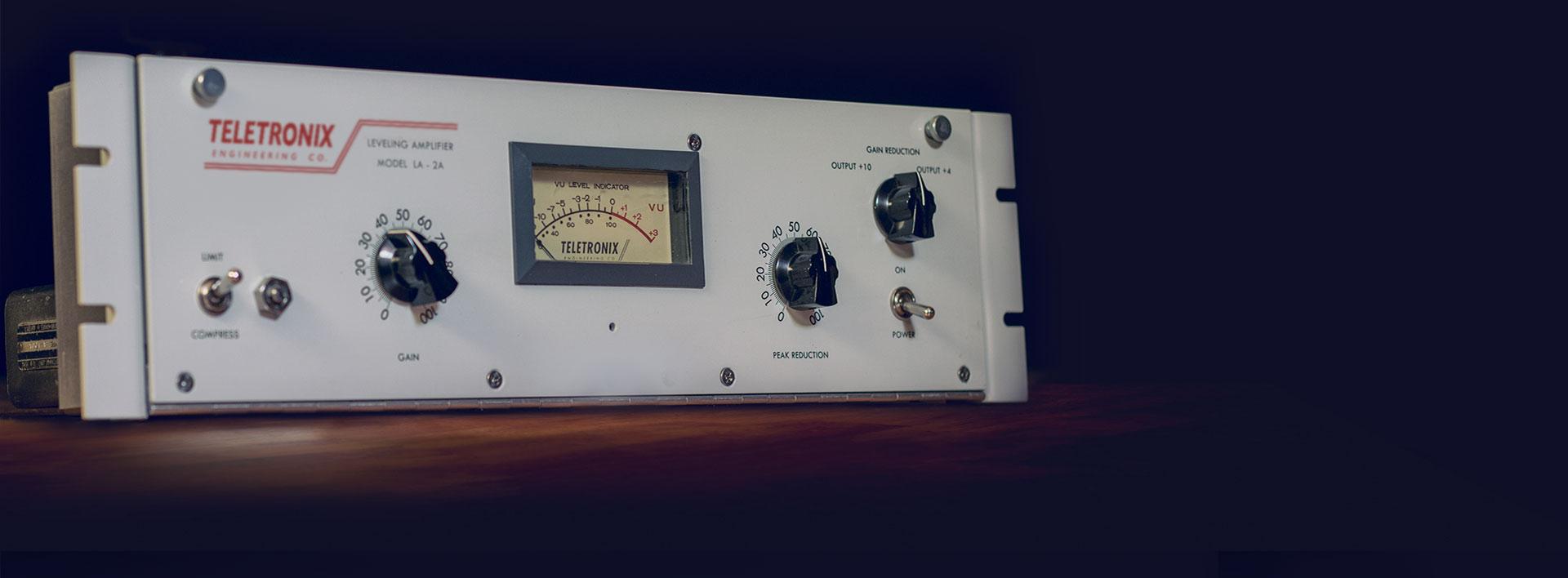 teletronix-la2a-tube-opto-compressor